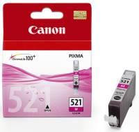 CANON Inkjetpatrone CLI-521 magenta 2935B001 9ml