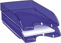 Briefkorb Pro Happy A4 C4, ultramarin