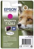 Original Tintenpatrone magenta (C13T12834012,T1283,T12834012)