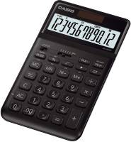 CASIO Tischrechner 12-stellig schwarz JW-200SC-BK