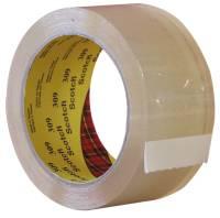 SCOTCH Verpackungsband 38mm 66m transparent 6890T386 PVC6RT