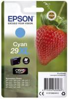 EPSON Inkjetpatrone Nr. 29XL cyan C13T29924012