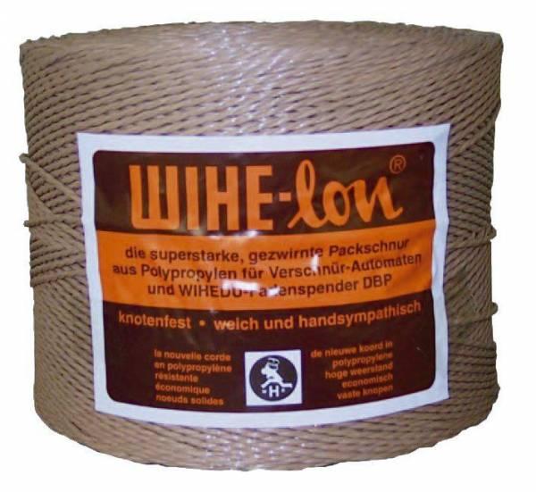 Polypropylen Packschnur, hanffarbig von WIHEDÜ