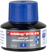 EDDING Nachfülltusche 25ml blau BTK25003
