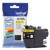 BROTHER Inkjetpatrone yellow LC3219XLY