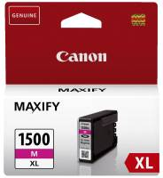 CANON Inkjetpatrone PGI-1500XLM magenta 9194B001