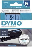 DYMO Schriftband D1 40916 blau/sw S0720710 9mm 7m