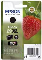 EPSON Inkjetpatrone Nr. 29XL schwarz C13T29914012