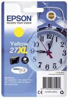 EPSON Inkjetpatrone Nr. 27XL yellow C13T27144012