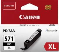 CANON Inkjetpatrone CLI-571BK XL schwarz 0331C001