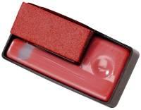 REINER Stempelersatzkissen Typ2 rot 531 02