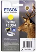EPSON Inkjetpatrone T1304 yellow C13T13044012 10,1ml
