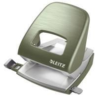 5006 Bürolocher NeXXt Style, Metall, 30 Blatt, seladon grün