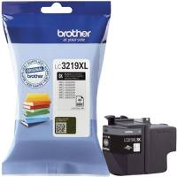 BROTHER Inkjetpatrone schwarz LC3219XLBK