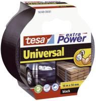Gewebeklebeband extra Power Universal, 10 m x 50 mm, silber