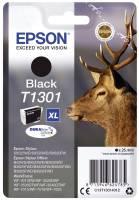 EPSON Inkjetpatrone T1301 schwarz C13T13014012 25,4ml
