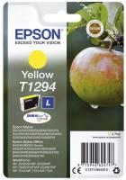 EPSON Inkjetpatrone T1294 yellow C13T12944012 11,2ml