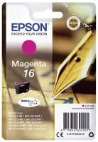 Original Tintenpatrone magenta (C13T16234012,16,T1623,T16234012)