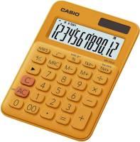 CASIO Tischrechner 12-stellig orange MS-20UC-RG