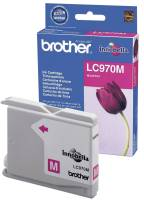 BROTHER Inkjetpatrone magenta LC970M