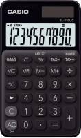CASIO Taschenrechner 10-stellig schwarz SL-310UC-BK
