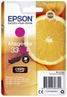 Original Tintenpatrone magenta (C13T33634012,33XL,T3363,T33634012)
