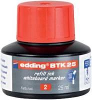 EDDING Nachfülltusche 25ml rot BTK25002