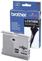 BROTHER Inkjetpatrone schwarz LC970BK