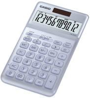 CASIO Tischrechner 12-stellig hellblau JW-200SC-BU