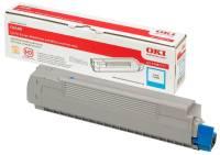 OKI Lasertoner magenta 43865722