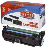 EMSTAR Lasertoner cyan H763 CE741A