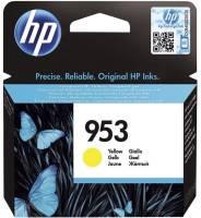 HP Inkjetpatrone Nr.953 yellow F6U14AE