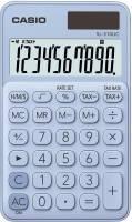 CASIO Taschenrechner 10-stellig hellblau SL-310UC-LB