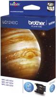 BROTHER Inkjetpatrone cyan LC1240C