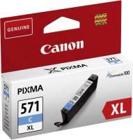 CANON Inkjetpatrone CLI-571C XL cyan 0332C001