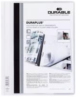Angebotshefter DURAPLUS, strapazierfähige Folie, A4+, weiß®