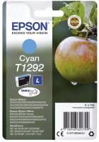 EPSON Inkjetpatrone T1292 cyan C13T12924012 11,2ml