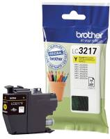 BROTHER Inkjetpatrone yellow LC3217Y