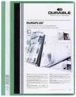 Angebotshefter DURAPLUS, strapazierfähige Folie, A4+, grün®