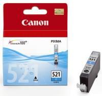 CANON Inkjetpatrone CLI-521 cyan 2934B001 9ml