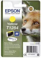 EPSON Inkjetpatrone T1284 yellow C13T12844012 3,5ml
