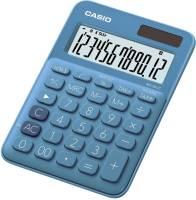CASIO Tischrechner 12-stellig blau MS-20UC-BU