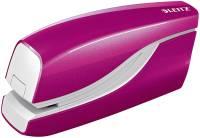 LEITZ Elektrisches Heftgerät WOW pink metallic 5566-10-23 NeXXt 10 Blatt