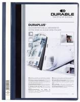 Angebotshefter DURAPLUS, strapazierfähige Folie, A4+, dunkelblau®