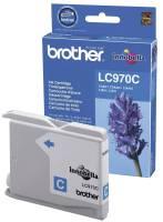 BROTHER Inkjetpatrone cyan LC970C