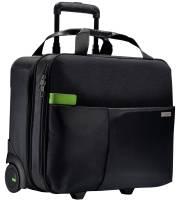 Complete Trolley Smart Traveller Handgepäck, Polyester, schwarz
